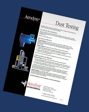AER Dust Testing