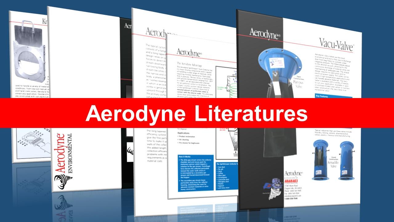 Aerodyne Literatures
