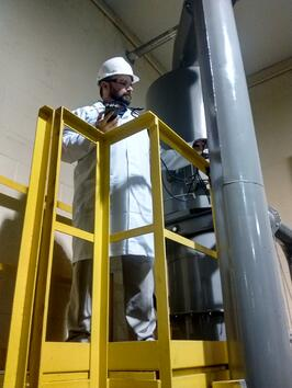 Dust Collection System Evaluation